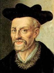 Francois Rabelais Ca   Was A Renaissance Writer Born In Chinon Indre Et Loire France His Second Book Pantagruel Includes One Of